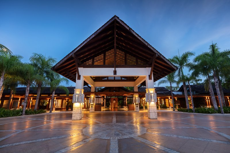 Casa De Campo - Hotel Entrance Sunset <br/>Image from Leonardo