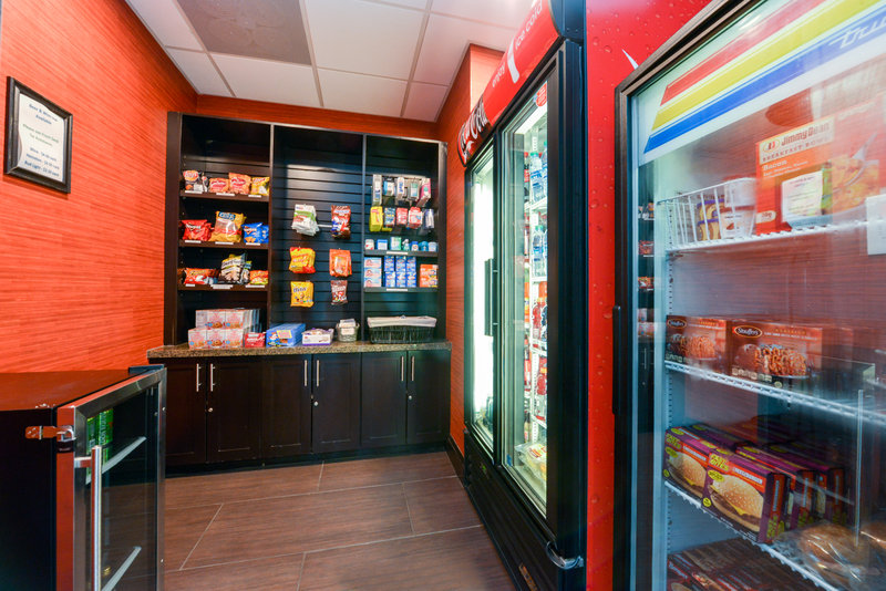 Holiday Inn Amarillo West Medical Center-Need a quick snack? Visit our hotel Lobby Market.<br/>Image from Leonardo