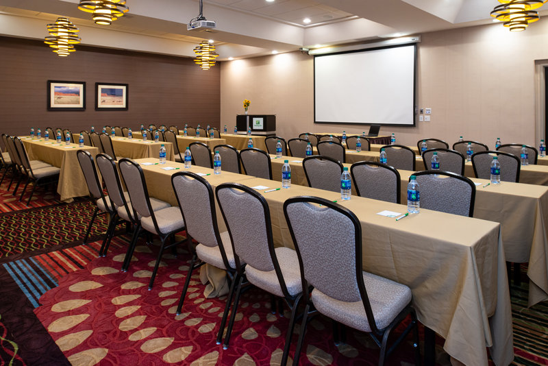Holiday Inn Amarillo West Medical Center-Classroom style is perfect for your next conference.<br/>Image from Leonardo