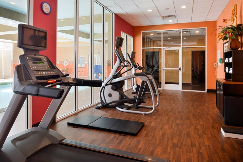 Holiday Inn Amarillo West Medical Center-Work up a sweat in the Fitness Center.<br/>Image from Leonardo
