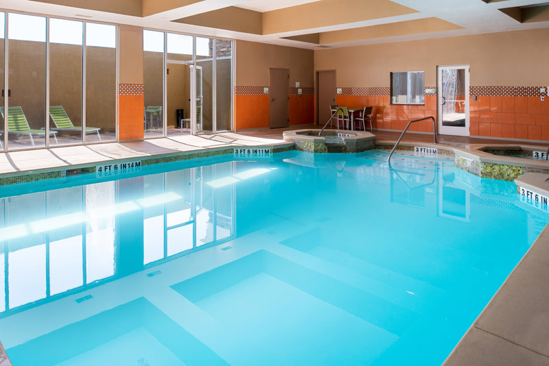 Holiday Inn Amarillo West Medical Center-Have a morning or afternoon dip in our swimming Pool<br/>Image from Leonardo