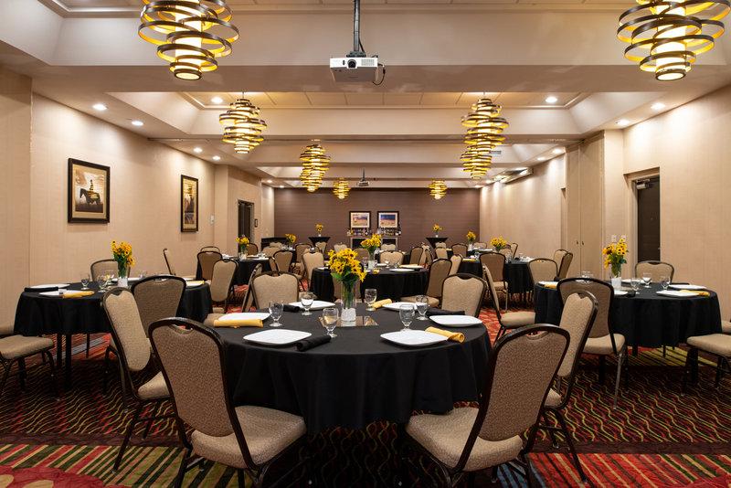 Holiday Inn Amarillo West Medical Center-Banquet Room<br/>Image from Leonardo