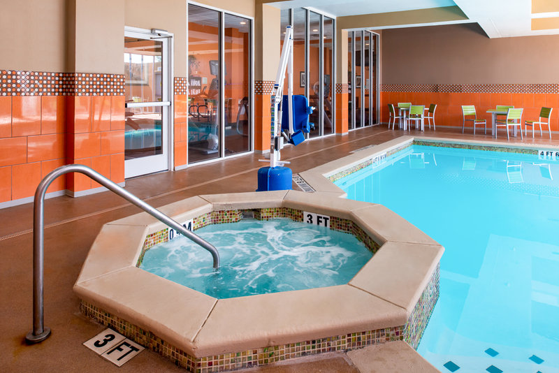 Holiday Inn Amarillo West Medical Center-Our swimming pool is a perfect retreat for health and wellness.<br/>Image from Leonardo