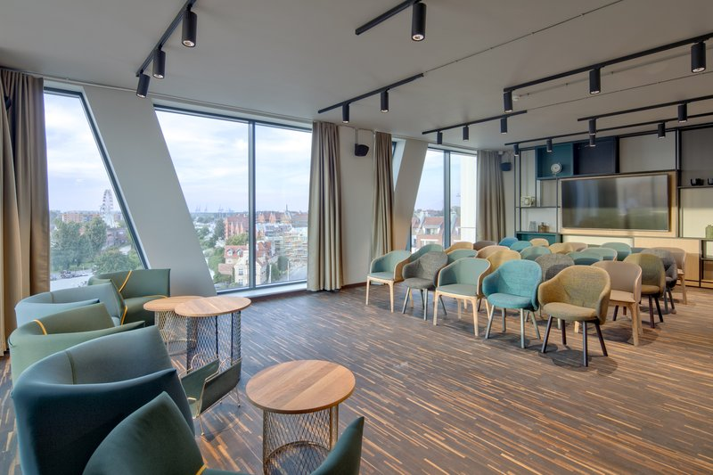 Holiday Inn Gdansk City Centre-Restaurant<br/>Image from Leonardo