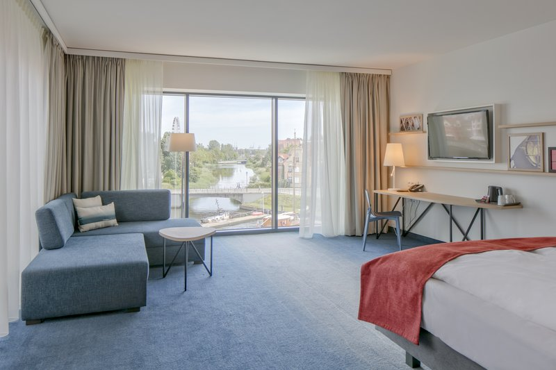 Holiday Inn Gdansk City Centre-Executive Room<br/>Image from Leonardo