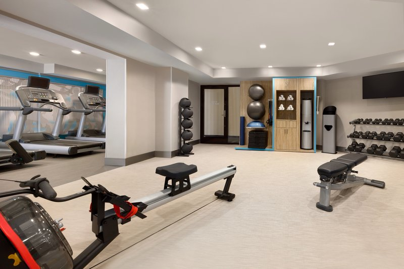 Crowne Plaza Philadelphia - King of Prussia-From free weights to treadmills, our fitness center has it all.<br/>Image from Leonardo