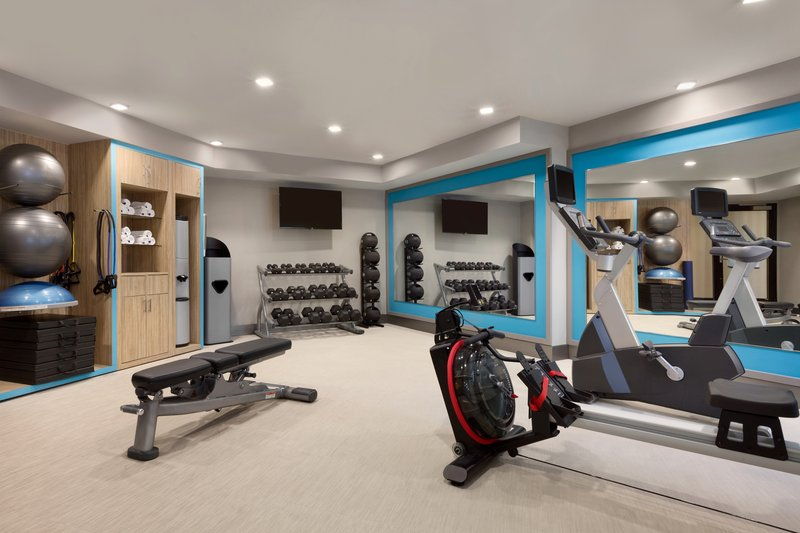 Crowne Plaza Philadelphia - King of Prussia-Keep your workout on track with our 24 hour fitness center.<br/>Image from Leonardo