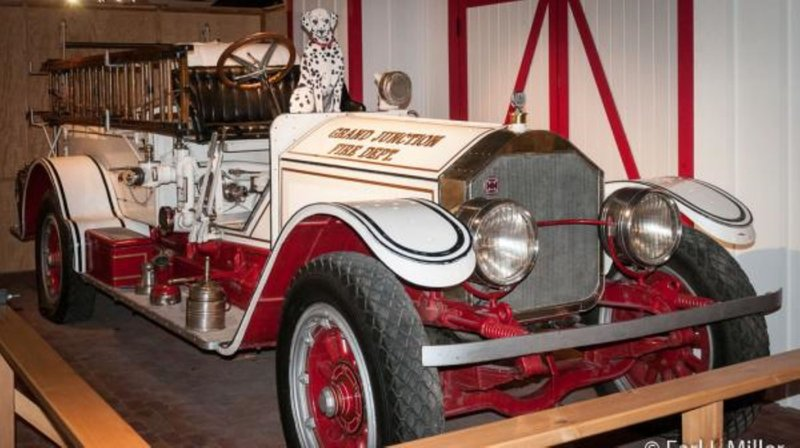 Holiday Inn Hotel & Suites Grand Junction-Airport-Museum of The West Grand Junction Colorado<br/>Image from Leonardo