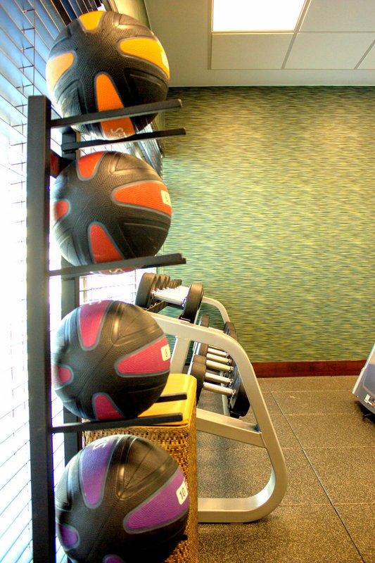 Holiday Inn Hotel & Suites Hermosillo Aeropuerto-Gym<br/>Image from Leonardo