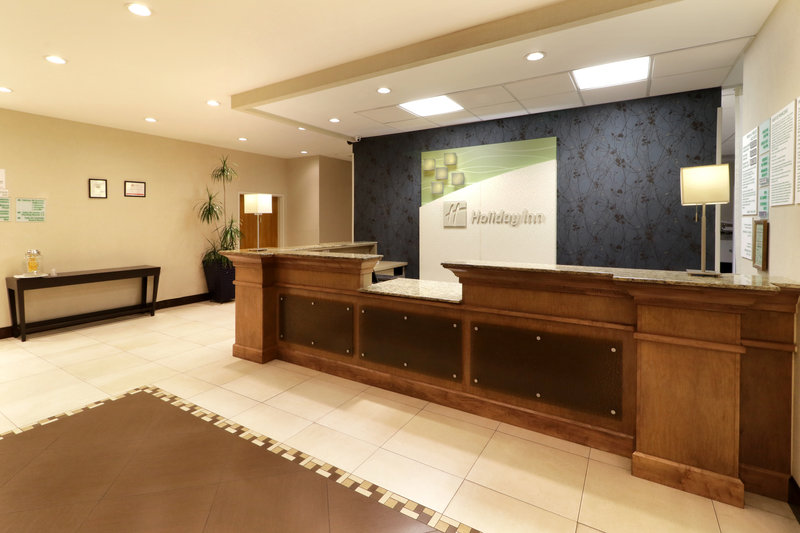 Holiday Inn Hotel & Suites Hermosillo Aeropuerto-Front Desk<br/>Image from Leonardo