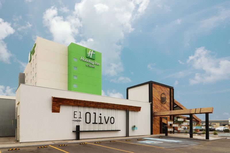 Holiday Inn Hotel & Suites Hermosillo Aeropuerto-Exterior Feature<br/>Image from Leonardo