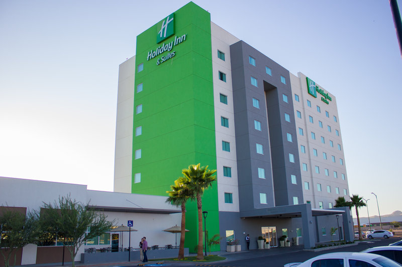 Holiday Inn Hotel & Suites Hermosillo Aeropuerto-Vista Principal<br/>Image from Leonardo