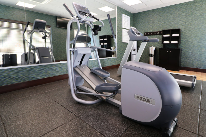 Holiday Inn Hotel & Suites Hermosillo Aeropuerto-Fitness Center<br/>Image from Leonardo