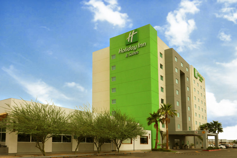 Holiday Inn Hotel & Suites Hermosillo Aeropuerto-Hotel Exterior<br/>Image from Leonardo