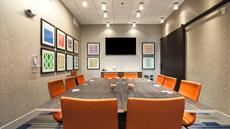 Holiday Inn Express Suites Jasper-Conference Room<br/>Image from Leonardo