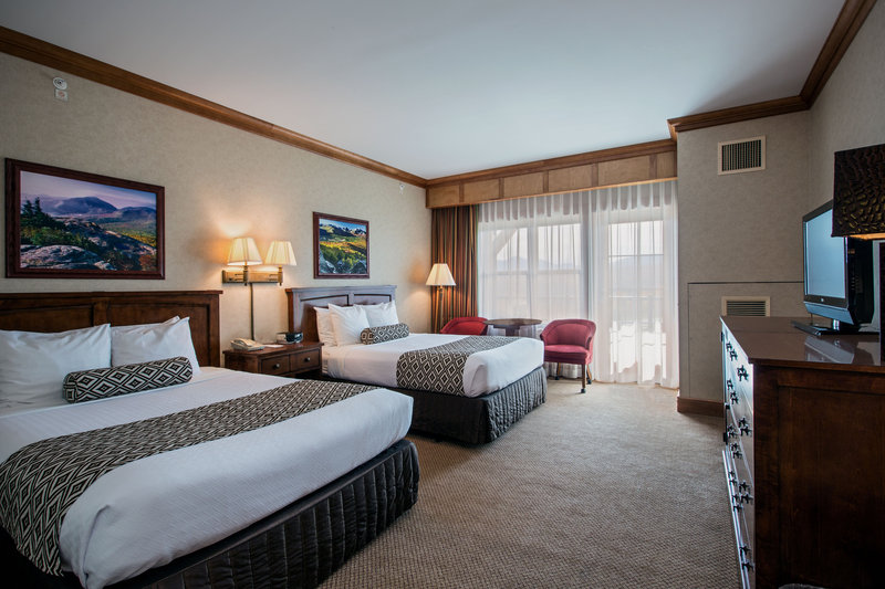 Crowne Plaza Lake Placid-Deluxe 2 Queen Bed Guest Room (Adirondack Wing)<br/>Image from Leonardo