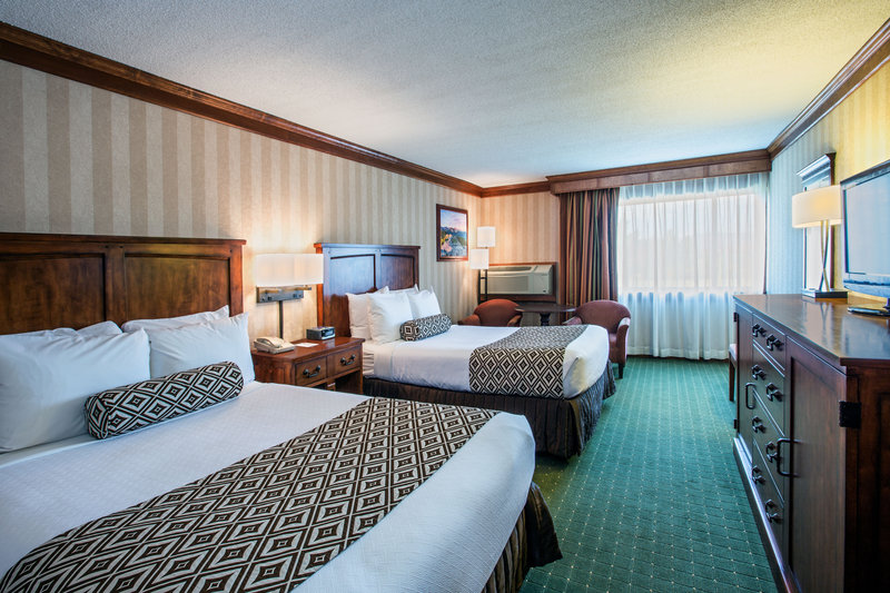 Crowne Plaza Lake Placid-2 Double Bed Guest Room<br/>Image from Leonardo