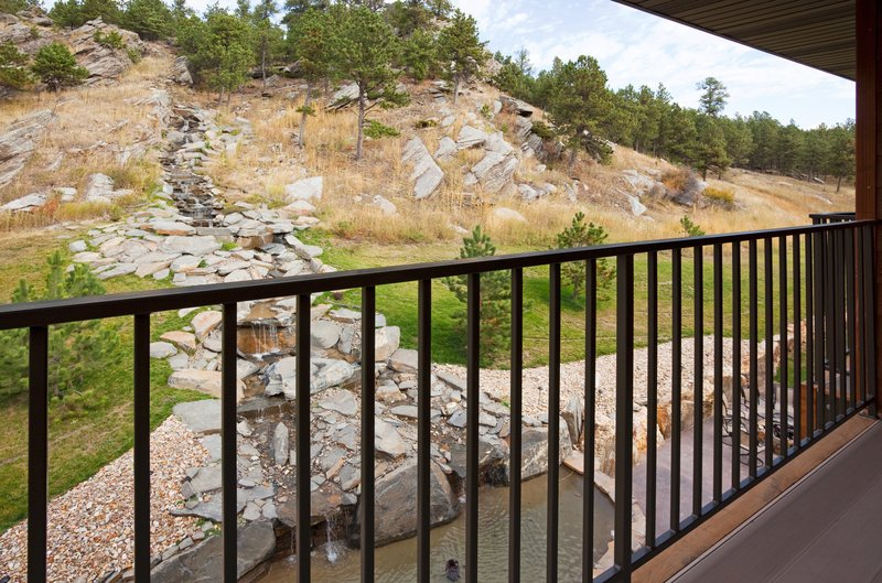 Holiday Inn Express & Suites Custer-Deluxe Suite with Backside Balcony View<br/>Image from Leonardo