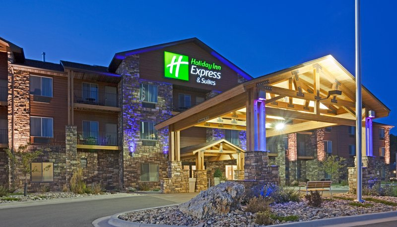 Holiday Inn Express & Suites Custer-Hotel Exterior<br/>Image from Leonardo