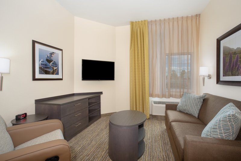 Candlewood Suites Cheyenne-Living room area in our 1 bedroom suite<br/>Image from Leonardo