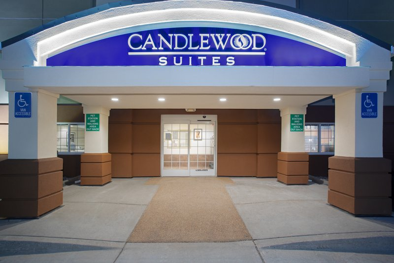 Candlewood Suites Cheyenne-Hello welcome to the Candlewood Suites Cheyenne!<br/>Image from Leonardo