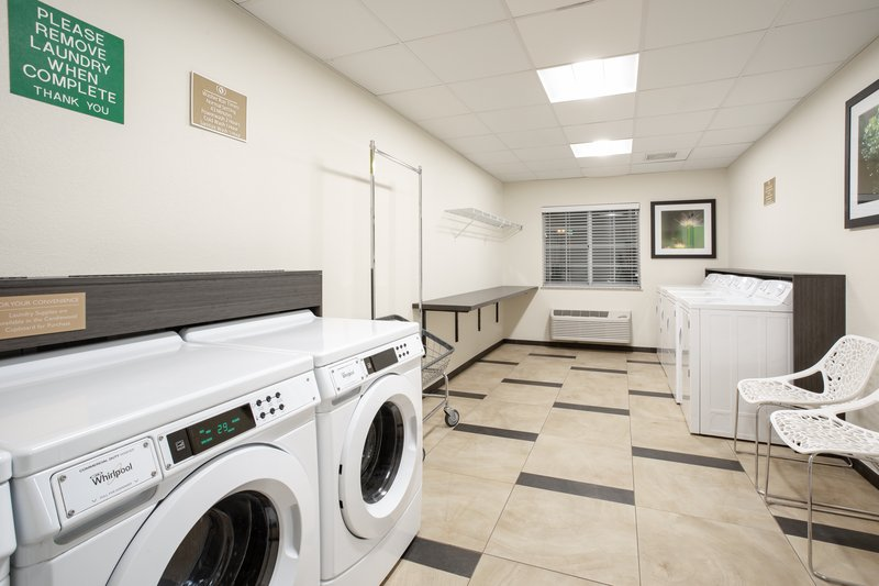 Candlewood Suites Cheyenne-Enjoy the benefits of our free guest laundry facility.<br/>Image from Leonardo