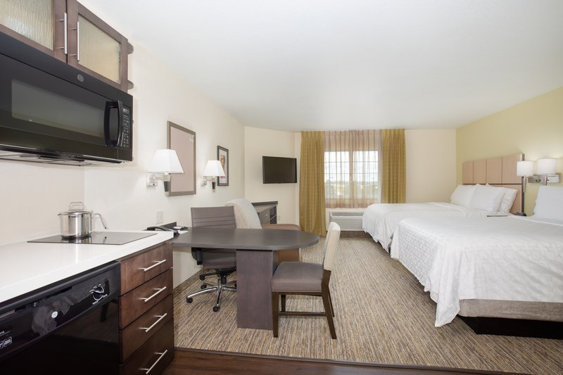 Candlewood Suites Cheyenne-Studio Suite 2 Queen Beds Nonsmoking <br/>Image from Leonardo