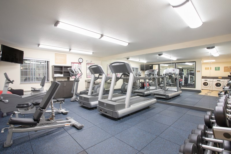 Candlewood Suites Cheyenne-Stay active during your stay in our fitness center!<br/>Image from Leonardo
