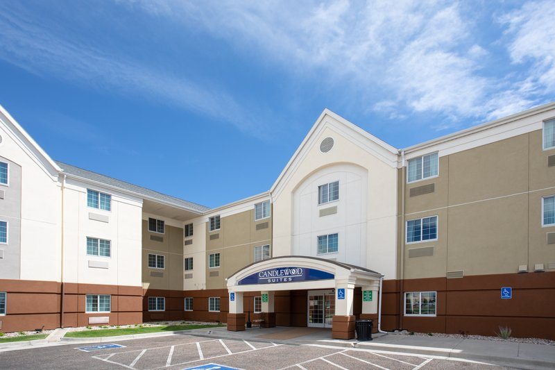Candlewood Suites Cheyenne-Welcoem to the Candlewood Suites Cheyenne<br/>Image from Leonardo