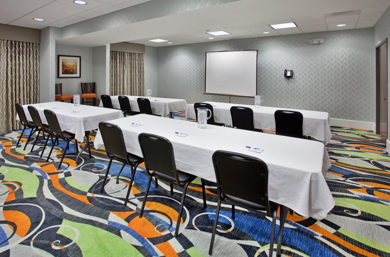 Holiday Inn Express & Suites Festus - South St. Louis-If you're looking for a private space for gatherings, here it is!<br/>Image from Leonardo