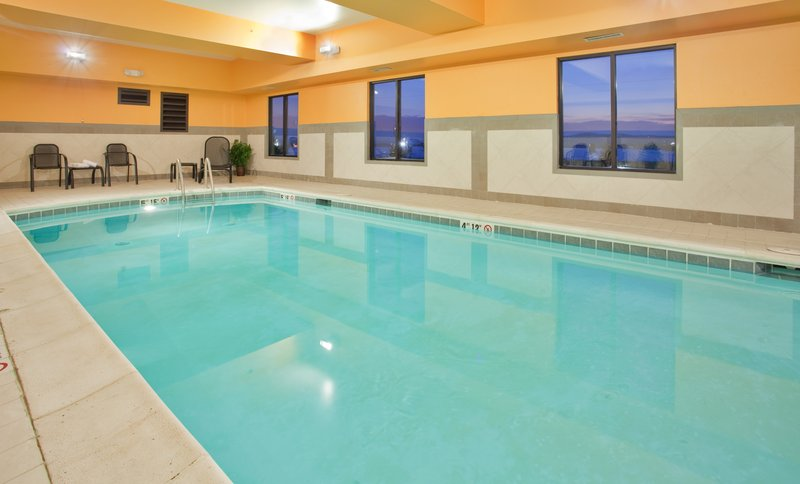Holiday Inn Express & Suites Festus - South St. Louis-Take a dip in our luxurious heated pool.<br/>Image from Leonardo
