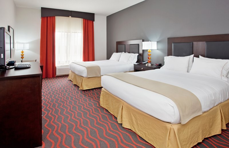 Holiday Inn Express & Suites Festus - South St. Louis-Even our most basic room has ample amount of space for you!<br/>Image from Leonardo