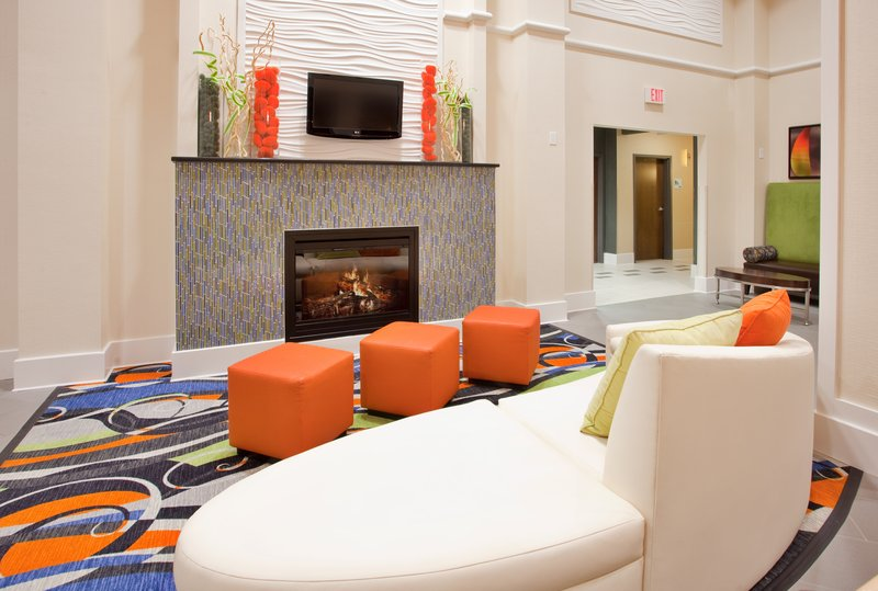 Holiday Inn Express & Suites Festus - South St. Louis-Enjoy the pleasures of our guest dinning area after a long day!<br/>Image from Leonardo