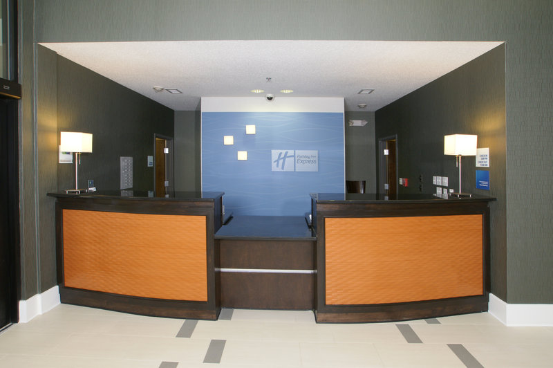 Holiday Inn Express & Suites Festus - South St. Louis-Come talk to our front desk staff, who will make you feel at home!<br/>Image from Leonardo