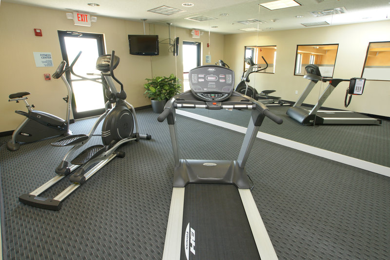 Holiday Inn Express & Suites Festus - South St. Louis-Break a sweat in our quaint fitness quarters!<br/>Image from Leonardo