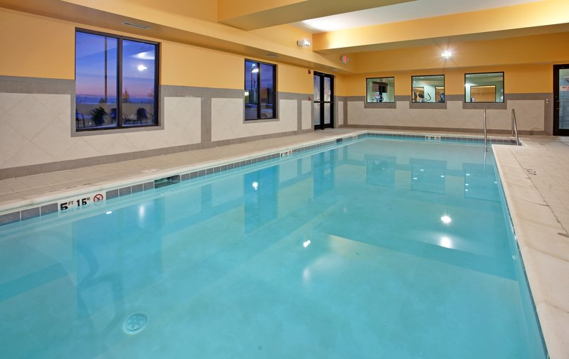Holiday Inn Express & Suites Festus - South St. Louis-Splash around in our beautiful pool.<br/>Image from Leonardo