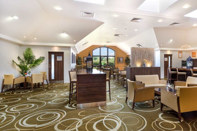 Holiday Inn Express Colchester-Guest Dining Lounge<br/>Image from Leonardo
