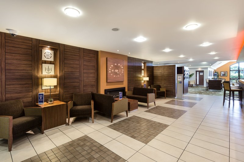 Holiday Inn Express Colchester-Hotel Lobby<br/>Image from Leonardo