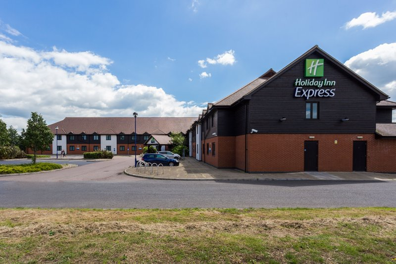 Holiday Inn Express Colchester-Hotel Exterior<br/>Image from Leonardo