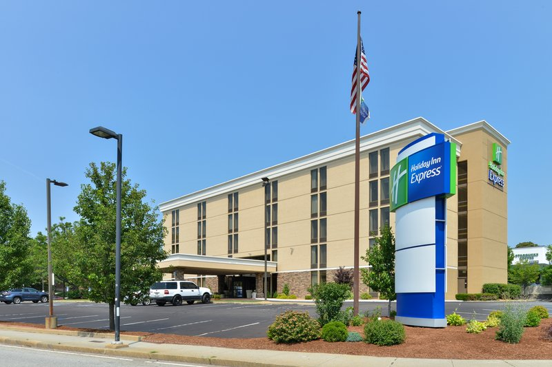 Holiday Inn Express Worcester Downtown-Welcome to Holiday Inn Express Worcester - Downtown<br/>Image from Leonardo