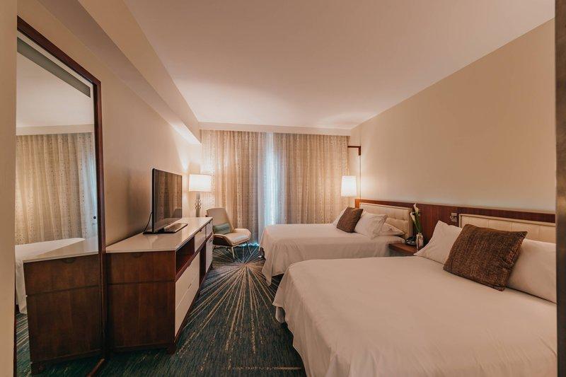 Renaissance Aruba Resort & Casino - Queen/Queen Guest Room <br/>Image from Leonardo