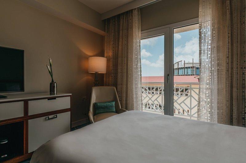 Renaissance Aruba Resort & Casino - Island View Guest Room <br/>Image from Leonardo