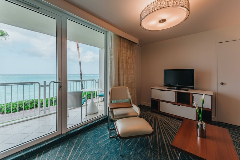 Renaissance Aruba Resort & Casino - Ocean Front Suite - Balcony <br/>Image from Leonardo