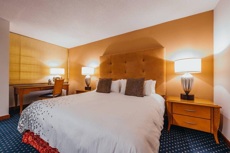 Renaissance Aruba Resort & Casino - Presidential Suite - Master Bedroom <br/>Image from Leonardo