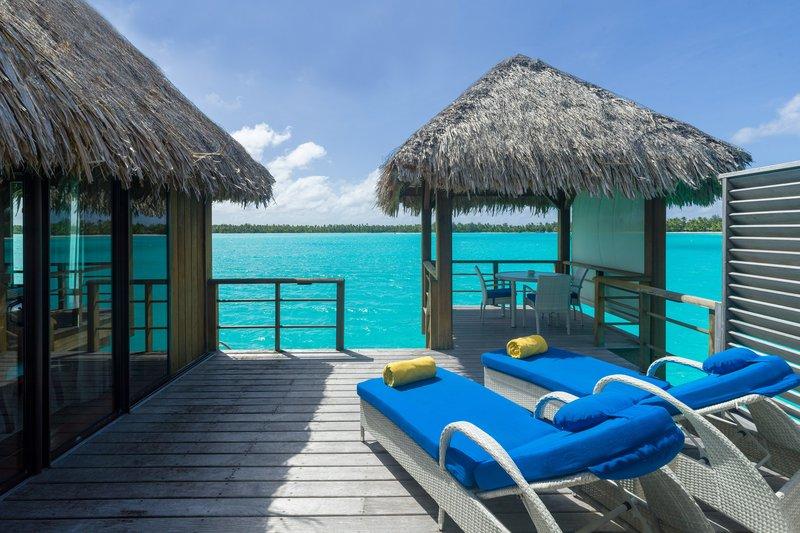 St Regis Resort Bora Bora - Overwater Superior Villa With Lagoon View - Terrace With Gazebo <br/>Image from Leonardo