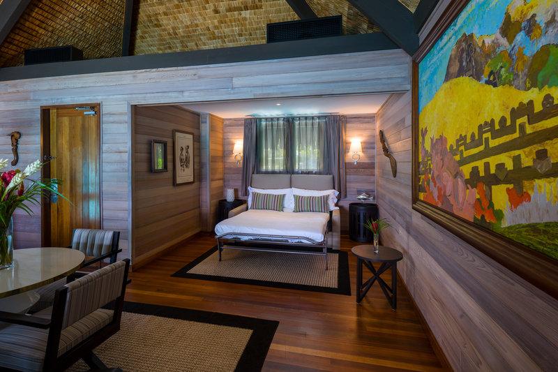 St Regis Resort Bora Bora - King Overwater Premier Suite Villa <br/>Image from Leonardo
