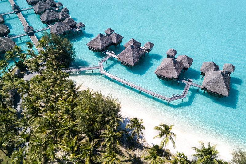 St Regis Resort Bora Bora - Overwater Superior Villa With Lagoon View <br/>Image from Leonardo