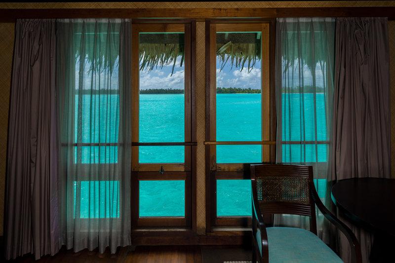 St Regis Resort Bora Bora - Overwater Deluxe Villa With Lagoon View <br/>Image from Leonardo