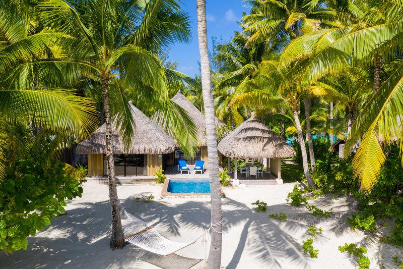 St Regis Resort Bora Bora - Beach Front Suite Villa With Pool Exterior <br/>Image from Leonardo