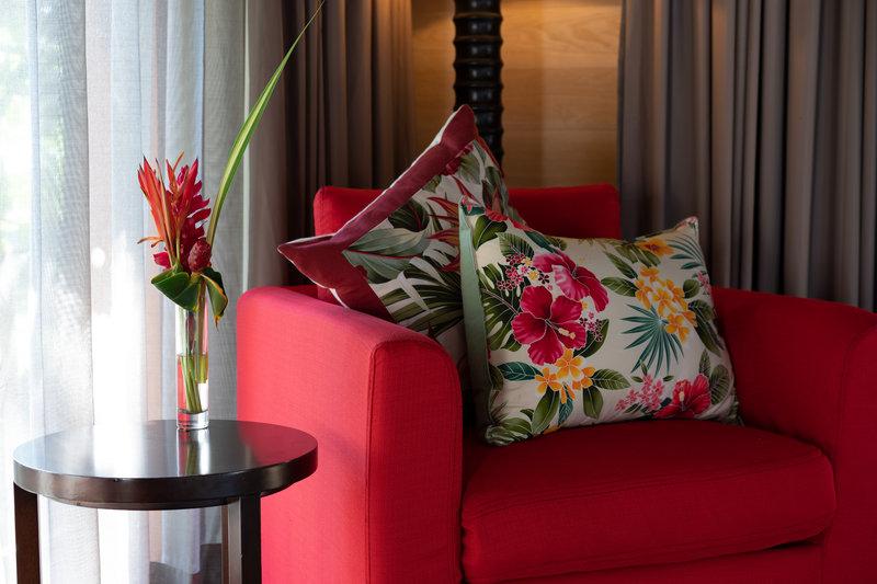St Regis Resort Bora Bora - Beach Front Suite Villa With Pool Details <br/>Image from Leonardo